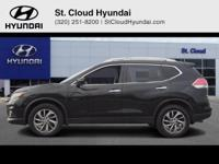 This outstanding example of a 2015 Nissan Rogue SL is