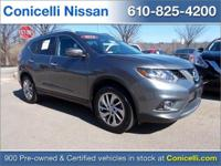 PREMIUM & KEY FEATURES ON THIS 2015 Nissan Rogue