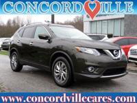 Concordville Nissan Subaru means business! Right SUV!