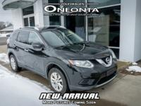 WOW 2015 Nissan Rogue SV AWD with Navigation with low