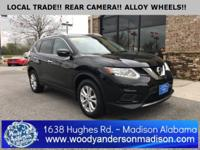 Clean CARFAX. Alloy wheels, Front dual zone A/C, Remote