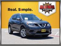Nissan Rogue 25/32mpg Awards: * 2015 IIHS Top Safety