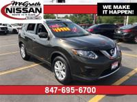 2015 Nissan Rogue SV CARFAX One-Owner.32/25