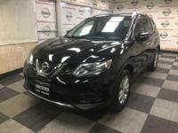 This outstanding example of a 2015 Nissan Rogue SV is