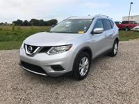 Low Mileage Nissan Rogue!! LOCAL TRADE! Great options