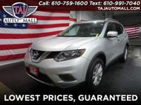 CARFAX One-Owner. Clean CARFAX. Silver 2015 Nissan