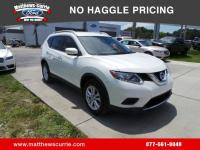 ****2015 NISSAN ROGUE SV****ONE OWNER, CLEAN CARFAX, NO