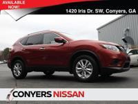 Look at this 2015 Nissan Rogue SV. Its Variable