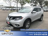 This used Nissan Rogue SV is now for sale in San