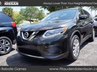 2015 Nissan Rogue S, BACKUP CAMERA, CARFAX ONE OWNER