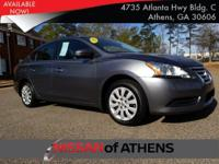 Check out this 2015 Nissan Sentra FE+ S. Its Variable