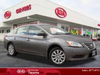 New Arrival.. This sweet Sentra is the tip-top Sedan