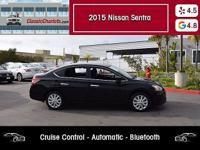 1 Owner Clean CarFax Report - Bluetooth - Cruise
