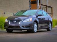 Recent Arrival! Clean CARFAX. 2015 Nissan Sentra S FWD