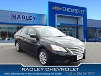 CARFAX One-Owner. Clean CARFAX. 2015 Nissan Sentra FWD