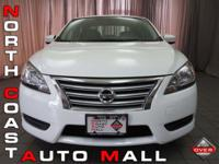 2015 Nissan Sentra S 1.8-liter l-4 engine Beautiful