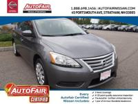 Nissan Certified, ABS brakes, Electronic Stability