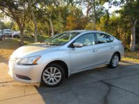 This 2015 Nissan Sentra 4dr 4dr Sedan I4 Manual S