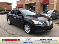 JUST ARRIVED! 2015 Nissan Sentra S!**LOCAL, ONE OWNER