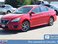 Check out this 2015 Nissan Sentra SR before someone