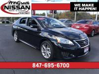 2015 Nissan Sentra SRMcGrath Nissan is located at 945