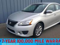 This 2015 Nissan Sentra SR is proudly offered by