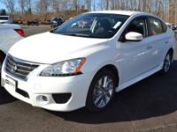 This 2015 Nissan Sentra 4dr - features a 1.8L 4