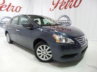 2015 Nissan SentraCARFAX One-Owner. Clean CARFAX.Cruise