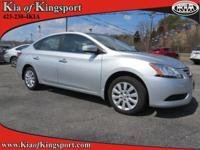 New Arrival! This 2015 Nissan Sentra SV will sell fast