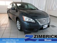 Options:  2015 Nissan Sentra 4Dr Sdn I4 Cvt Sv|4