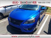 New Price! Certified. Sentra SR, CVT with Xtronic,