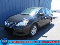 This 2015 Nissan Sentra SV is proudly offered by