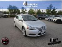 1 OWNER, LOW MILES, BLUETOOTH!  This 2015 Nissan Sentra