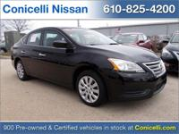 PREMIUM & KEY FEATURES ON THIS 2015 Nissan Sentra