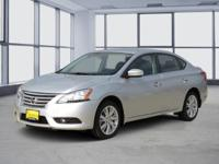 CVT with Xtronic.  Clean CARFAX. Silver 2015 Nissan