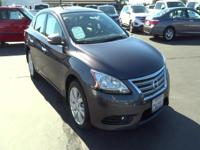 Outstanding design defines the 2015 Nissan Sentra! Some