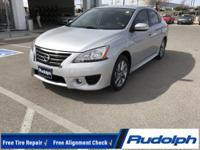 NEWLY LISTED, Sentra SR, 4D Sedan, 1.8L 4-Cylinder DOHC