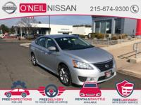 Looking for a clean, well-cared for 2015 Nissan Sentra?