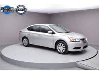 New Price! Silver 2015 Nissan Sentra SR *CLEAN CARFAX*,