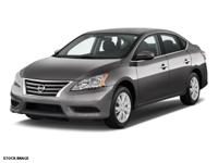 Options:  2015 Nissan Sentra Sv With Push Button