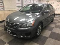 This outstanding example of a 2015 Nissan Sentra SR is
