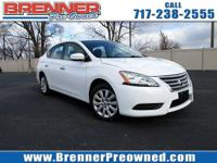 Check out this 2015 Nissan Sentra SR. Its Variable