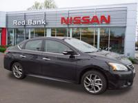 This 2015 Nissan Sentra SR boasts features like push