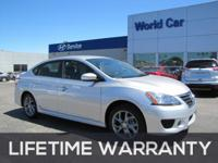 SR trim. EPA 39 MPG Hwy/29 MPG City! CARFAX 1-Owner,