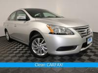 Clean CARFAX. CARFAX One-Owner. CVT with Xtronic,