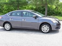 Recent Arrival! 2015 Nissan Sentra SV CARFAX One-Owner.