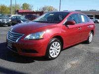 2015 Nissan Sentra SV For Sale.Features:Front Wheel