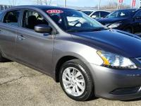2015 Nissan Sentra SV CARFAX One-Owner. Brand New