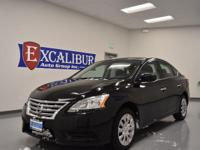 Options:  2015 Nissan Sentra Sv 38K Miles|Options: Abs