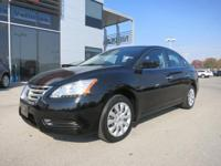 Options:  2015 Nissan Sentra Sv|***Highlights*** Carfax